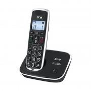 SPC Comfort Kaisser Duo Telefone Sem Fios Preto