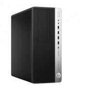Calculator Sistem PC HP EliteDesk 800 G3 Tower (Procesor Intel® Core™ i5-7500 (6M Cache, 3.80 GHz), Kaby Lake, 8GB DDR4, 256GB SSD, Intel® HD Graphics 630, Win10 Pro)