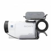 Sony FDR-X3000R + maner pentru degete AKA-FGP1