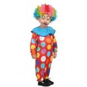 Fiesta carnavales Clown pakje voor baby en peuters