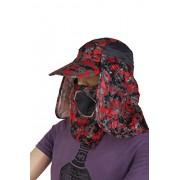 Electroprime® Fold Up Sun Hat Cap UV Protection Fishing Hiking Military Neck Flap Brim Hat