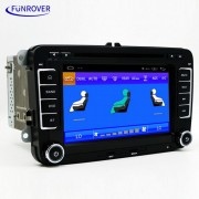 """LV001 7"""" HD Android 5.1 Car DVD Player con GPS? Bluetooth - Negro"""