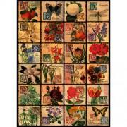 Ravensburger puzzle flori, 500 piese