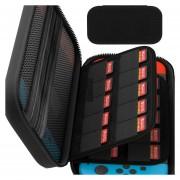 Estuche Viajero Para Nintendo Switch MandaLibre - Negro