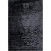 Tapete Decorativo Shaggy Bengala 160x225 Cm-Negro