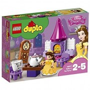 Lego duplo 10877 belle princess il tea-party