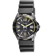 Casio Enticer Analog Black Dial Mens Watch - Mtd-1065B-1A2Vdf (A501)