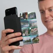 YourSurprise Flip telefoonhoesje met foto - M