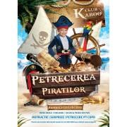 Invitatie aniversara Poster cu tema Piratilor