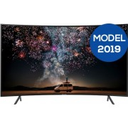 """Televizor LED Samsung 125 cm (49"""") UE49RU7302, Ultra HD 4K, Ecran Curbat, Smart TV, WiFi, Ci+"""