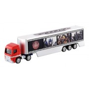 Tomica Optimus Prime with Trailer Wrap Die-Cast Vehicle by Takara Tomy