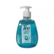 Sapun lichid Teo aquamarine antibacterian 400ml