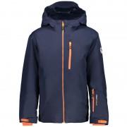 CMP Boy Jacket Fix Hood Blå
