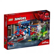 LEGO Juniors Super Heroes Spider-Man vs. Scorpion straatduel 10754