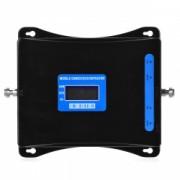 Amplificator Semnal GSM / DCS / 3G iUni KW17S-GD 2100 / 900 MHz Bonus Bratara Roca Vulcanica unisex