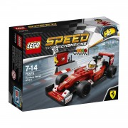 LEGO Speed Champions Scuderia Ferrari SF16-H 75879