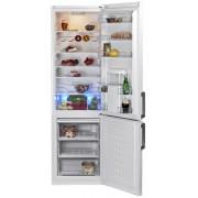 Combina frigorifica Beko DBK386WDR+, A+, 244+87 Litri, Inaltime 201 Cm, Dozator Apa, Voice Recorder, Alb