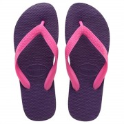 CHINELO ORIGINAL HAVAIANAS FEMININO / MASCULINO COLOR MIX ROXO NEW