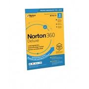 Symantec Norton 360 Deluxe inkl. 25 GB, 3 Geräte - 1 Jahr, Download