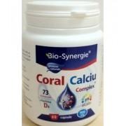 Calciu Coral Complex, 60 capsule