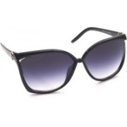 6by6 Over-sized Sunglasses(Blue)