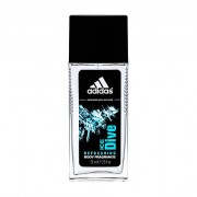 Adidas Ice Dive deodorante spray 75 ml uomo