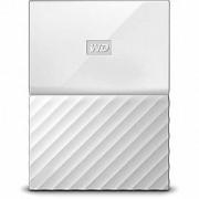 WD My Passport 2TB External Hard Drive (White)