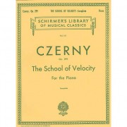 G. Schirmer - Carl Czerny: The School of Velocity voor piano