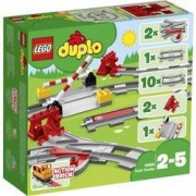 LEGO Duplo LEGO® DUPLO® 10882 Železnice lišty