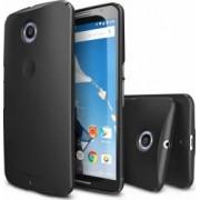 Skin Ringke Eco Slim Motorola Nexus 6 Black + Folie