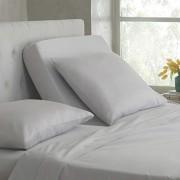 Martex Split King Juego de sábanas para colchones con Bases Ajustables, Gris silencioso, 5 Piezas