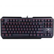 Tastatura gaming Redragon Usas Black