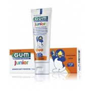 Sunstar Italiana Srl Gum Junior Dentifrico 7/12 Anni Al Fluoro 50ml