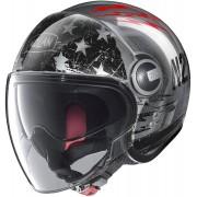 Nolan N21 Visor Jetfire Jet Helmet - Size: 3X-Large