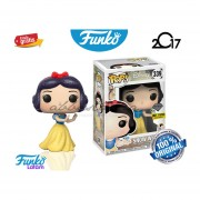Blanca Nieves Princesa Funko Pop Exclusivo Pelicula Disney Glitters