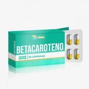 Betacaroteno 50mg 30 Cápsulas