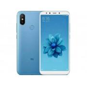 Xiaomi MI A2 DUAL 64 64 GB Blauw Dual-SIM Android 8.1 Oreo 20 Mpix, 12 Mpix