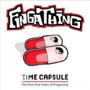 Video Delta Fingathing - Time Capsule-First Five Years Of Fingathing - CD
