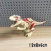 Generic Jurassic World Dinosaurs Bricks Kids Toys juguetes Compatible Building Blocks Jurassic Dinosaur for Children DIY Gifts XING-Dragon23