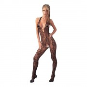210th Mandy Mystery Line – Blonde Catsuit Med Perler - S/M