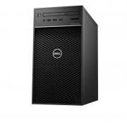 Precision 3630 Intel® Core™ i7 de 9e génération i7-9700 8 Go DDR4-SDRAM 256 Go SSD Tower Noir PC Windows 10 Pro