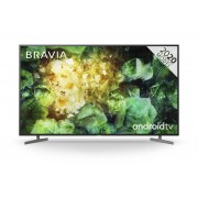 "Sony KD43XH8196BU 43"" LED 4K HDR Android TV-Black"