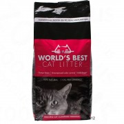 World's Best Cat Litter Extra Strength постелка - 12,7 кг