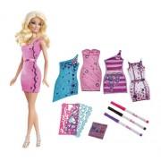 Barbie Design And Dress Studio Doll (Mattel W3923)