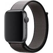 Wotchi Provlékací sportovní řemínek pro Apple Watch - Černá/Šedá 38/40 mm