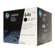 HP CC364XD/CC364XC № 64X картридж лазерный оригинальный черный