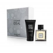 Guerlain L'Homme Ideal Coffret: Eau De Toilette Spray 50ml/1.6oz + Shower Gel 75ml/2.5oz 2pcs