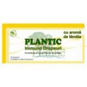 Plantic immuno dropsuri aroma lamaie 16buc PLANTIC