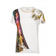 Desigual Ts Atenas T-shirts & Tops Short-sleeved Vit Desigual
