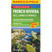Reisgids Marco Polo French Riviera - Franse Riviera (Engels) | Unieboek